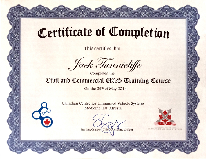 Transport Canada Recognizes Java Post Production Aerial Photography ...